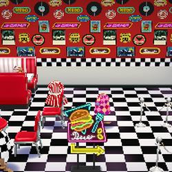 Decade-Diner Jukebox