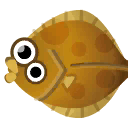 King Olive Flounder Animal Crossing Pocket Camp Wiki Some species will also enter estuaries. king olive flounder animal crossing