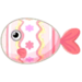 Pink Eggler Fish