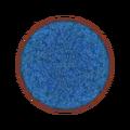 Furniture Round Blue Rug.png