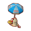 Summer Beach Parasol Animal Crossing Pocket Camp Wiki Fandom