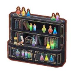 Shelf of Potions