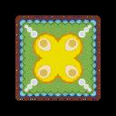 Car rug square egg.png