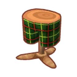 Green Tartan Shorts
