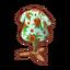 Floral Tee (Coral Pansies).png