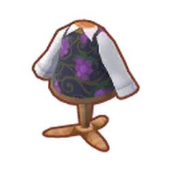 Purple Vineyard Vest