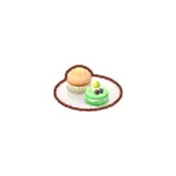 Savory Dessert Plate
