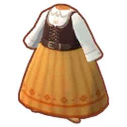 Old-Timey Dress