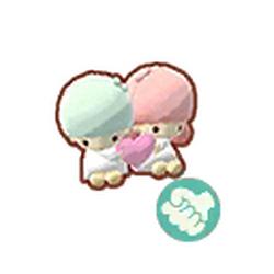 Kiki and Lala Plush