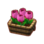Furniture Potted Pink Tulips.png