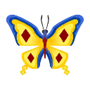 Gold Winter Butterfly.png
