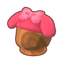 My Melody Hat.png