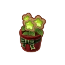 Green Gingeraniums