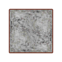 Furniture White Square Rug.png