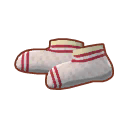 White Ankle Socks.png