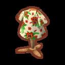 Floral Tee (Orange Pansies).png