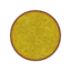 Furniture Round Yellow Rug.png