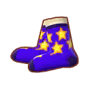 Sock high star.png