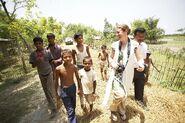 Bangladesh volunteers