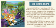 Advertisement of The River's Heart 1:1:18