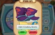 Member-Spin Rare-Cowboy-Boots