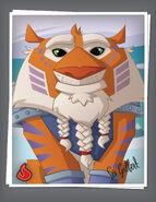 Animal jam alpha portrait gilbert