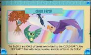 Cloud party