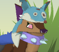 Coyote Fox Hat Glitch