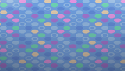 Art-Gallery Blue-Shag-Carpet