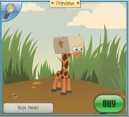 Giraffe-Box-Head-Glitch Before