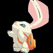 Schoolyard Rabbit