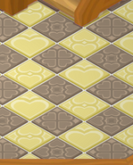 Friendship-Cottage Yellow-Diner-Tiles
