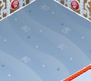 Jamaaliday-House Blue-Shag-Carpet