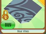 Blue Vines