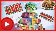 Snowy Citadel Live Stream! Animal Jam - Play Wild