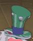 Green Top Hat