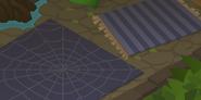 Cosmos-Den Spiderweb-Floor br