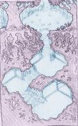 Enchanted hollow concept art panorama