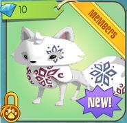 Diamond shop polar arc fox