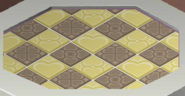 Friendship-Fortress Yellow-Diner-Tiles