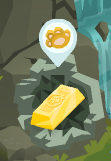 GOLDEN MINED