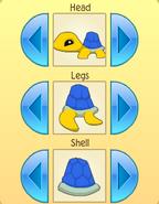 Pet turtle patterns 2