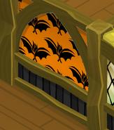 Spring-Cottage Bat-Wallpaper
