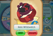 Member-Spin-Gift Rare-Wristwatch