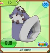 Purple Old Hood