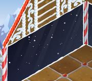 Jamaaliday-House Starry-Walls