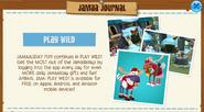 Play wild jamaaliday ad 2018