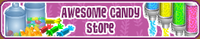 Party-Banner Candy
