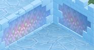 Snow-Fort Pink-Argyle-Walls