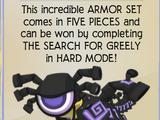 Phantom Armor Set